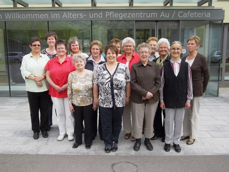 Unsere Perlen - die freiwilligen Betreuerinnen